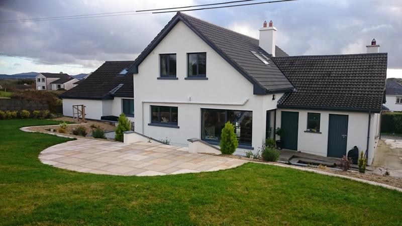 Renovations strandhill sligo bm construction for Home renovation builders